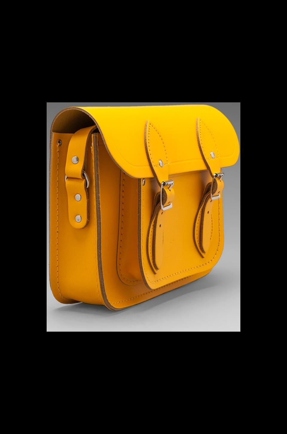 "The Cambridge Satchel Company Core Collection Mini 11"" Satchel in Yellow"