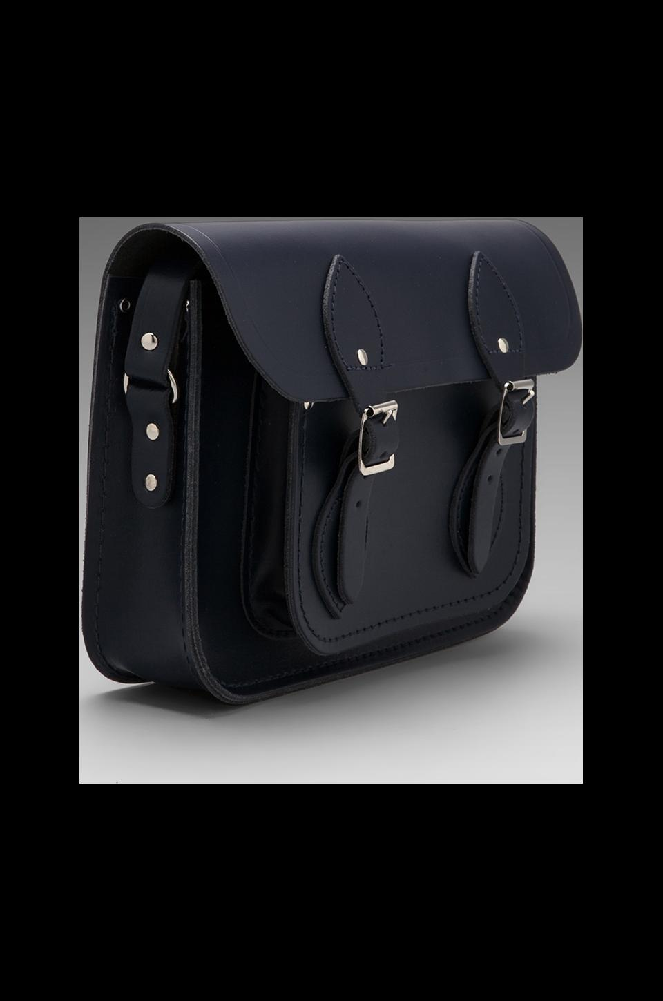 "The Cambridge Satchel Company Core Collection Mini 11"" Satchel in Navy"