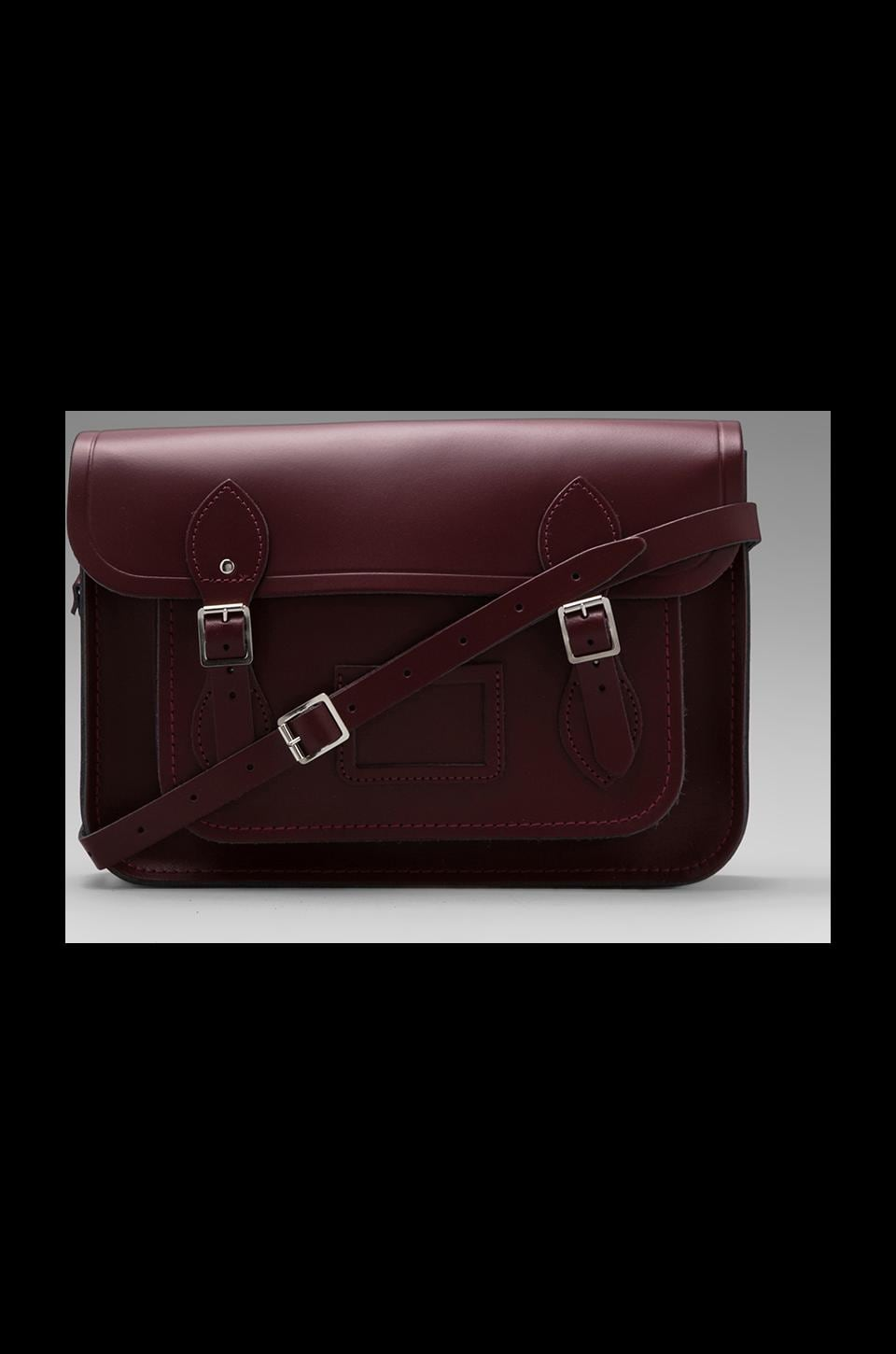 The Cambridge Satchel Company Core Collection 13'' Satchel in Oxblood