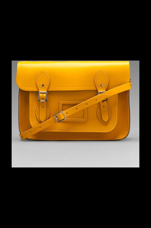 The Cambridge Satchel Company Core Collection 13'' Satchel in Yellow