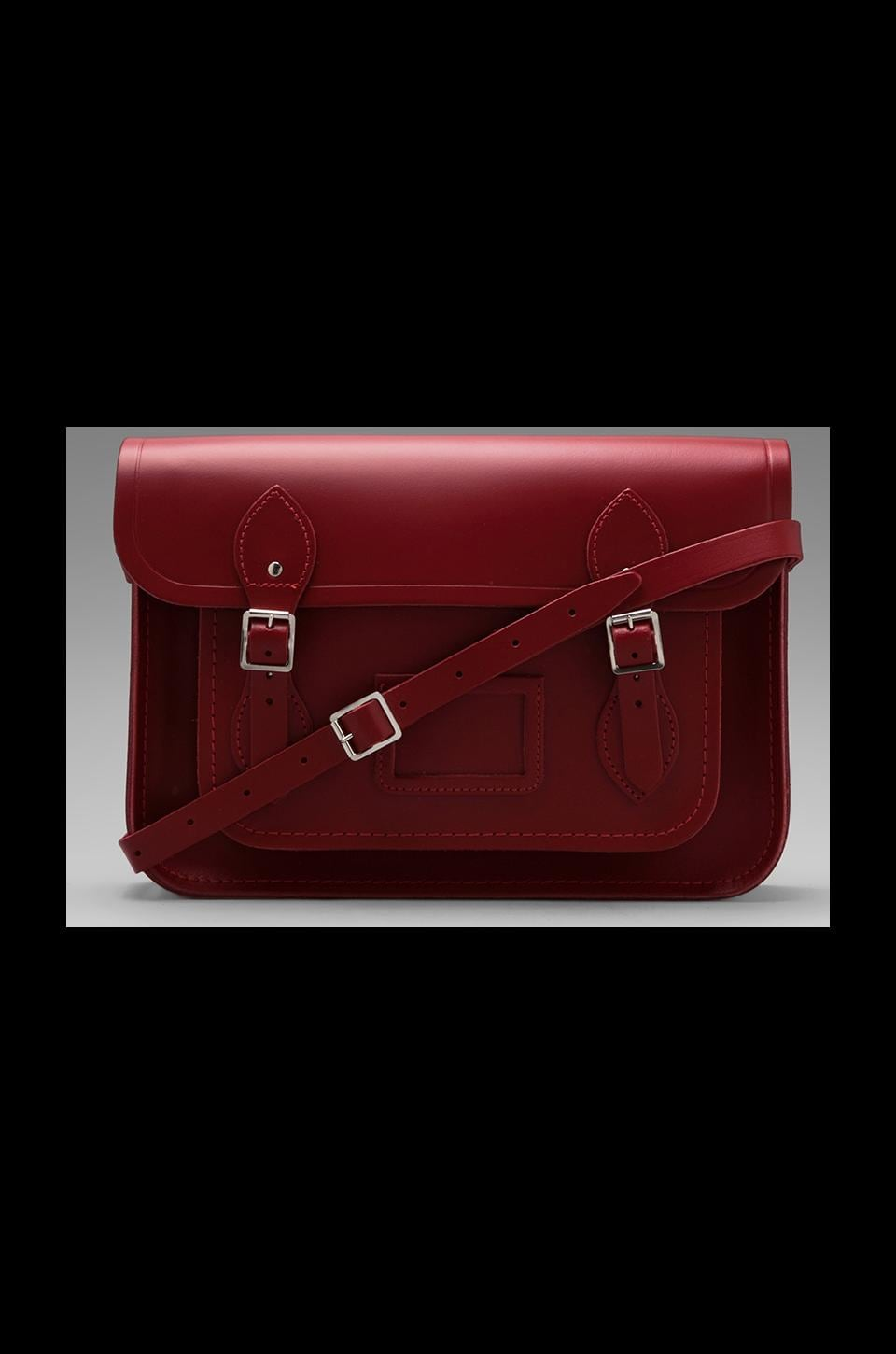 The Cambridge Satchel Company Core Collection 13'' Satchel in Red
