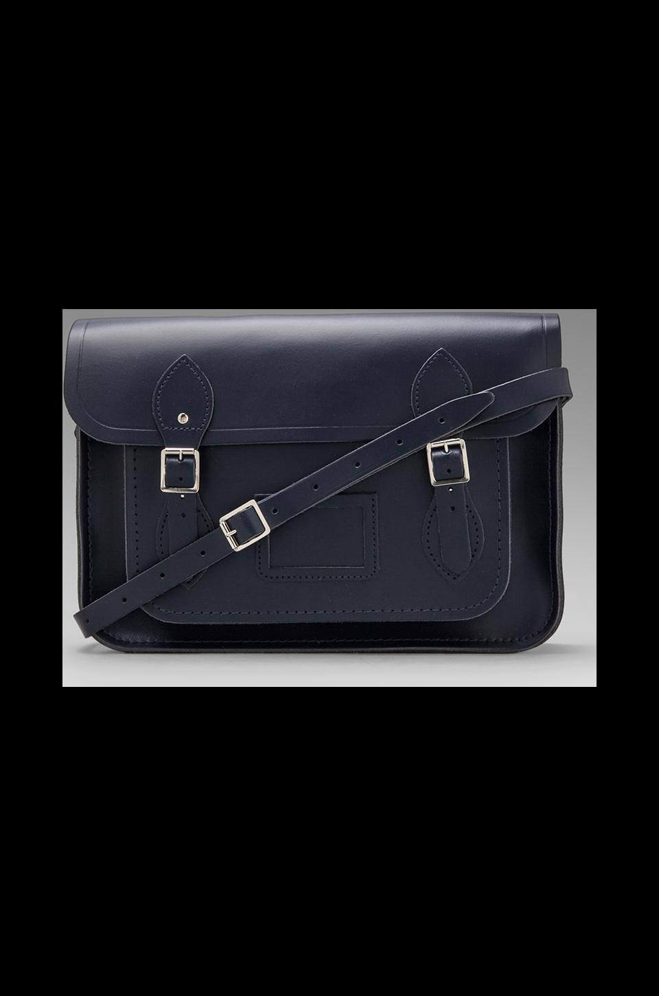 The Cambridge Satchel Company Core Collection 13'' Satchel in Navy