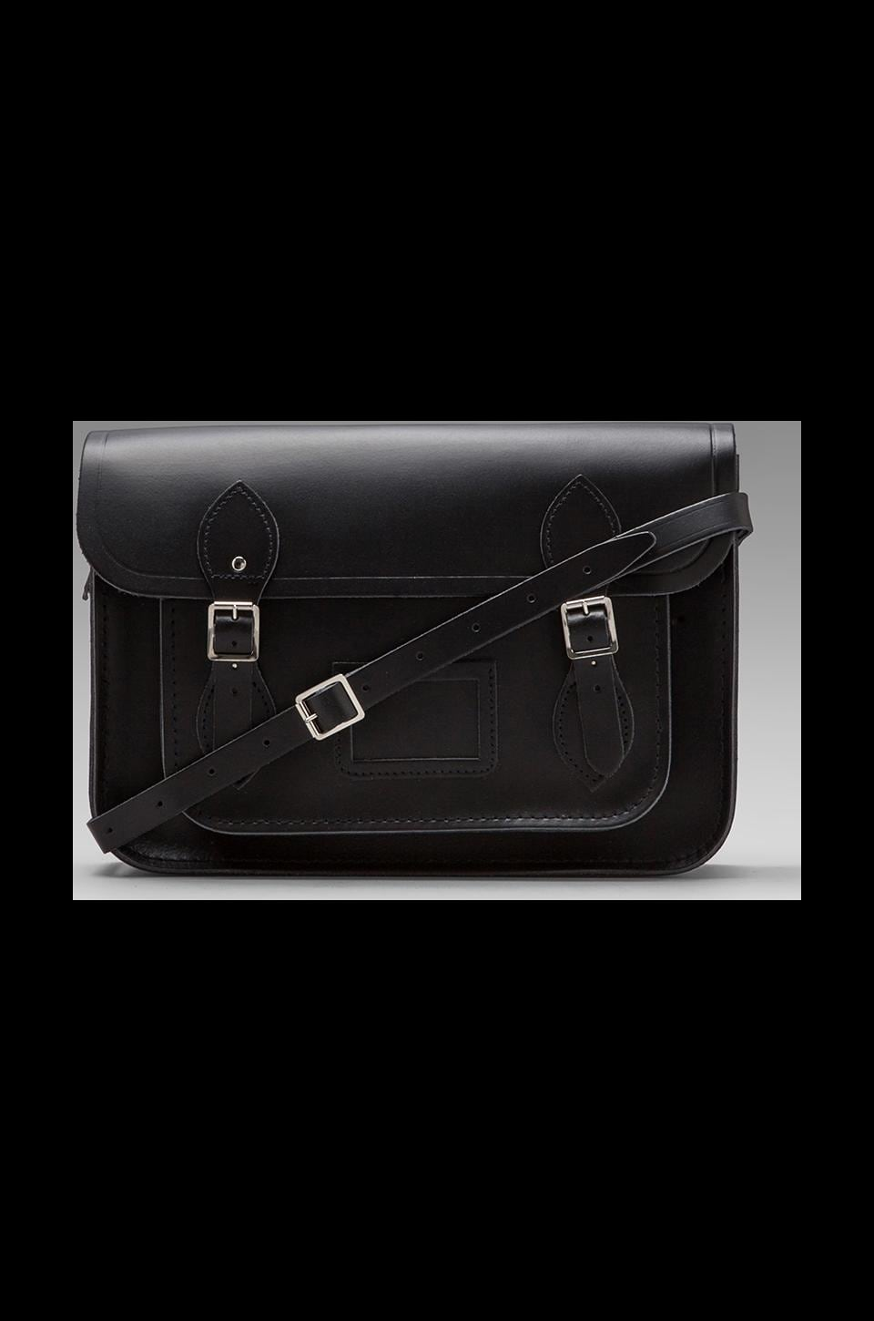 The Cambridge Satchel Company Core Collection 13'' Satchel in Black