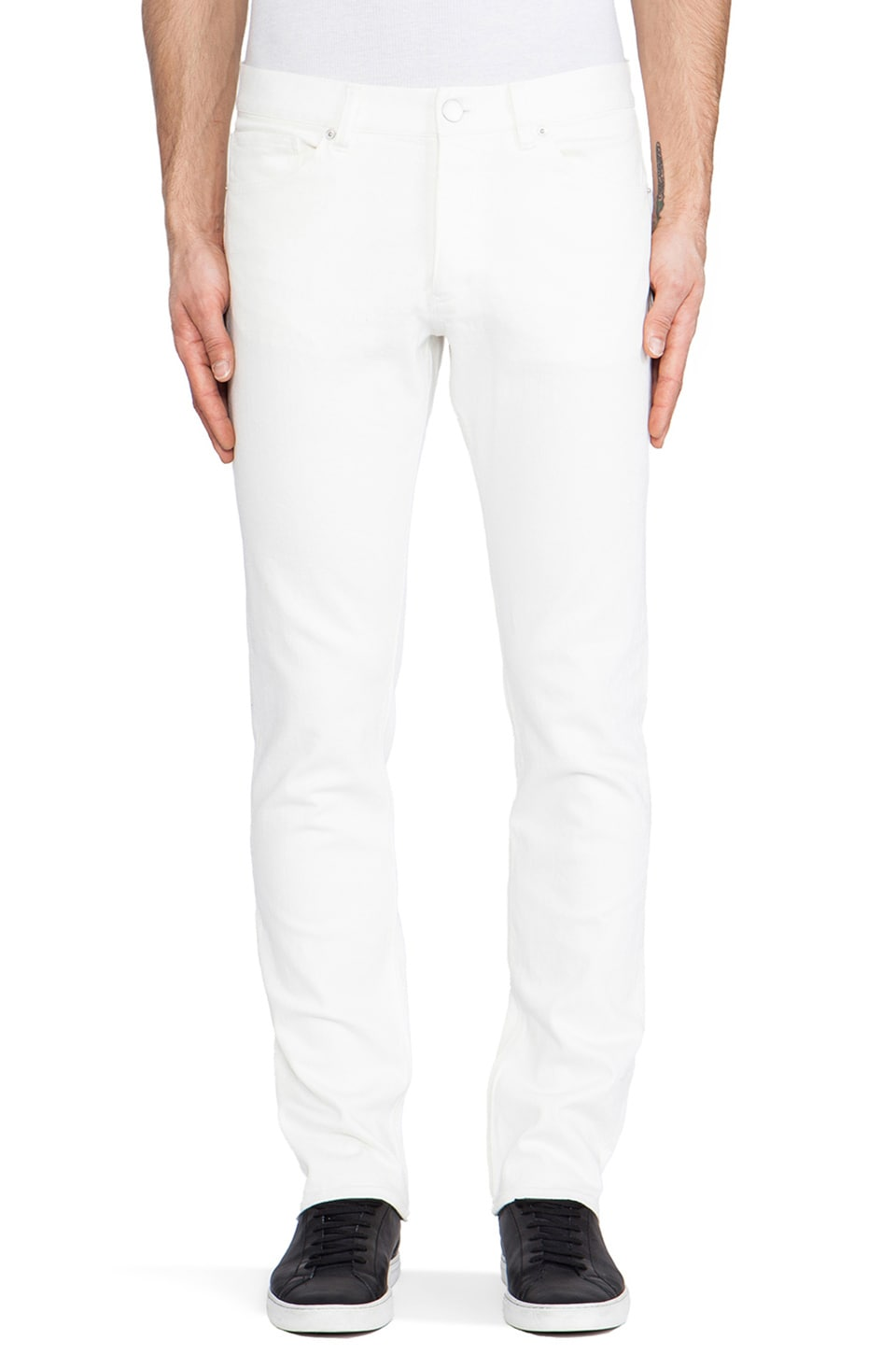 Theory Raffi Jean in White