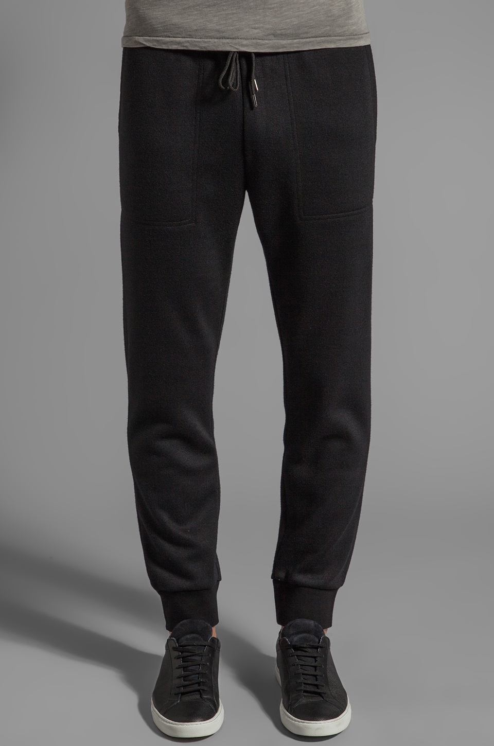 Theory Gavril Pant in Black