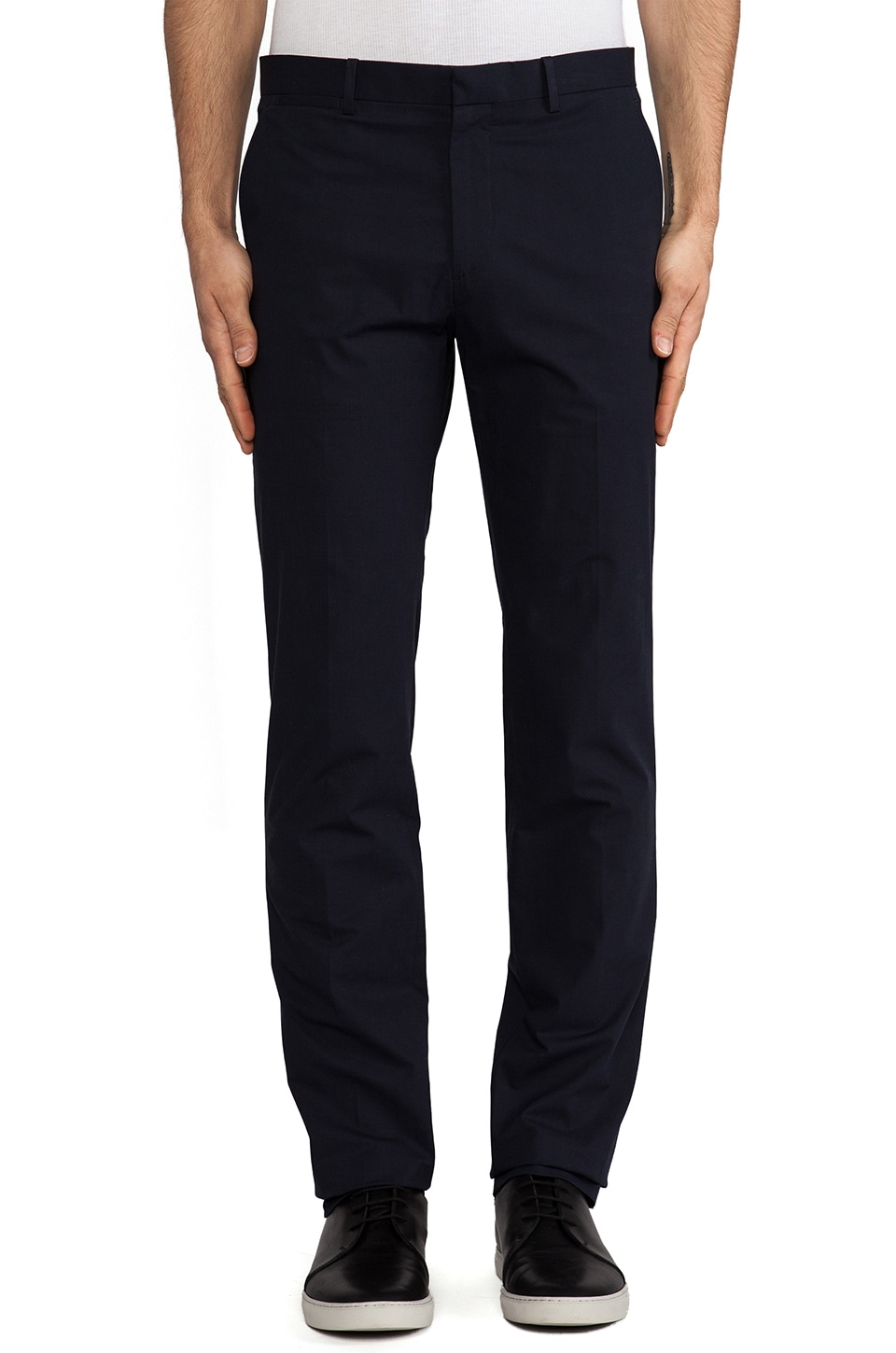 Theory Marlo Trouser in Eclipse