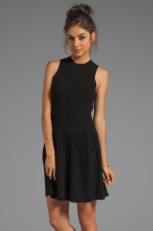 Theory Chloh Dress in Black