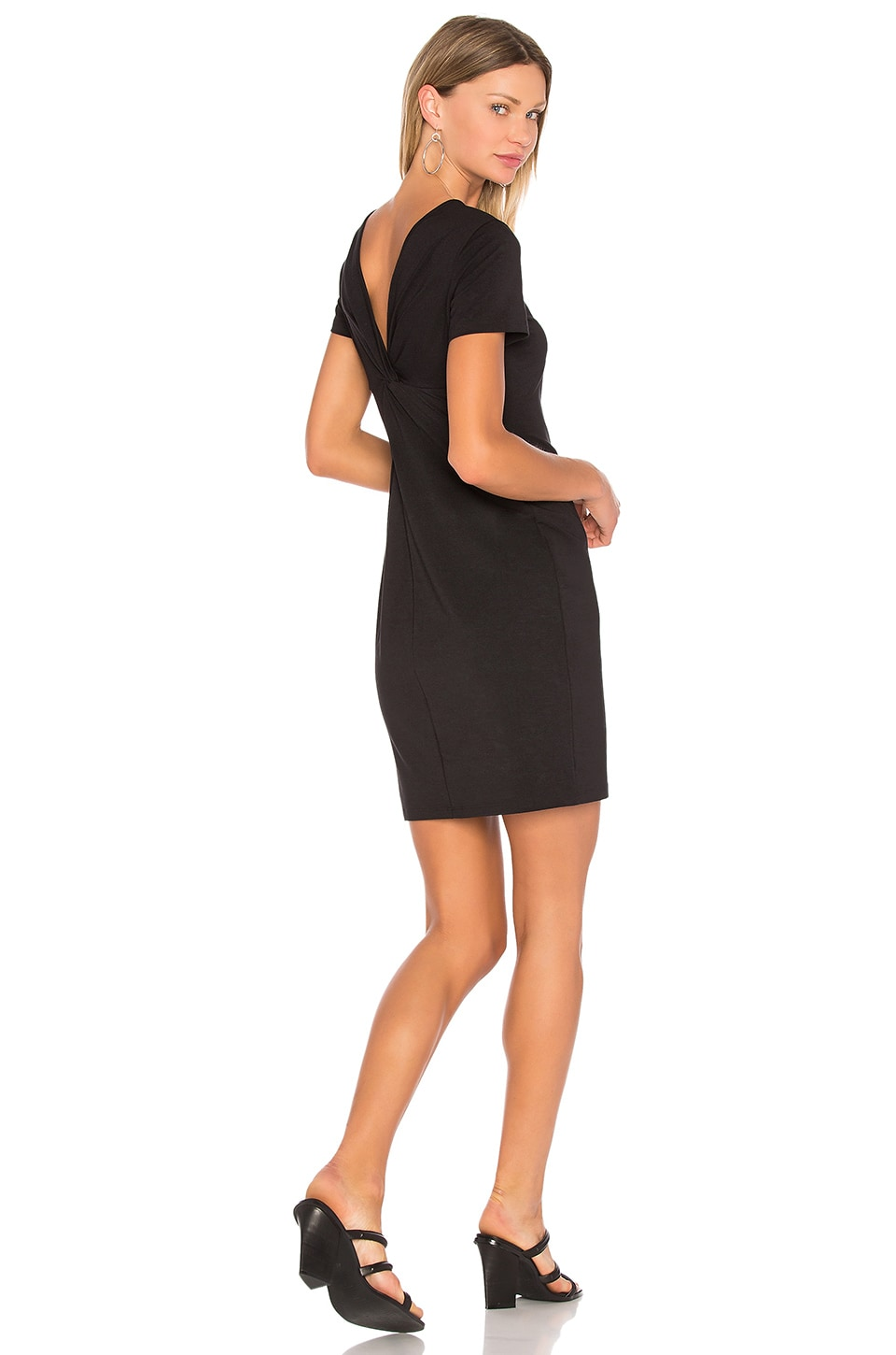 Theory Luchia Dress in Black