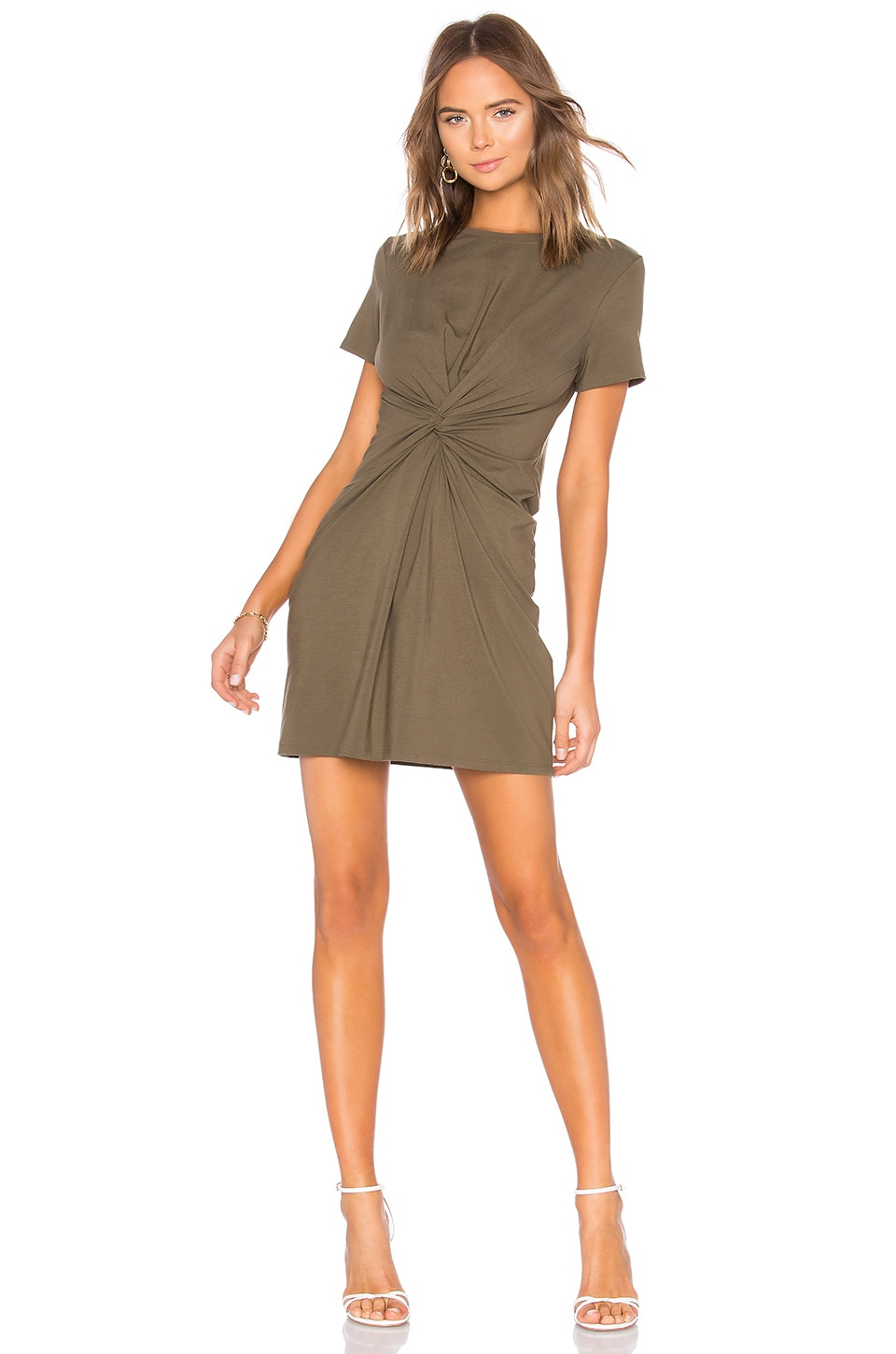 Knot Tee Dress by Theory