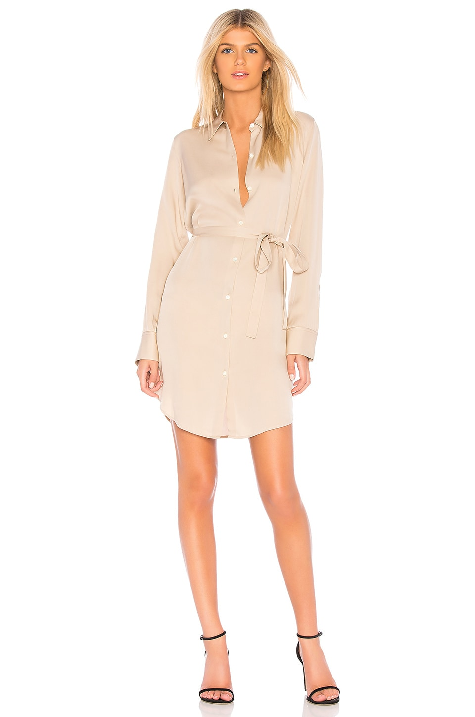 Clean Shirt Dress by Theory