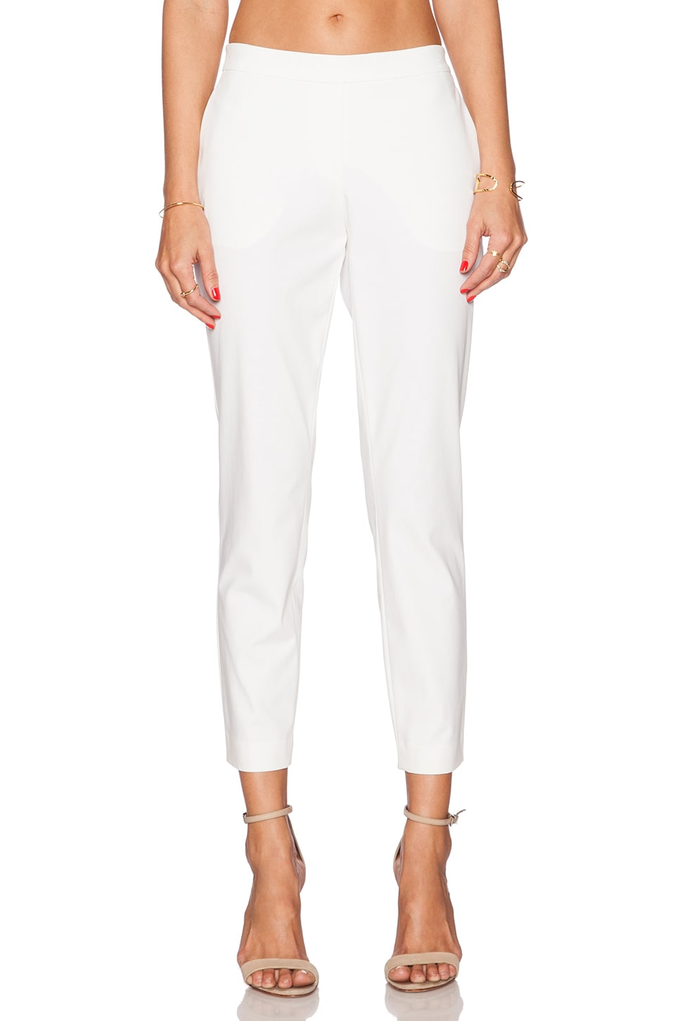 Theory Thaniel Pant in White