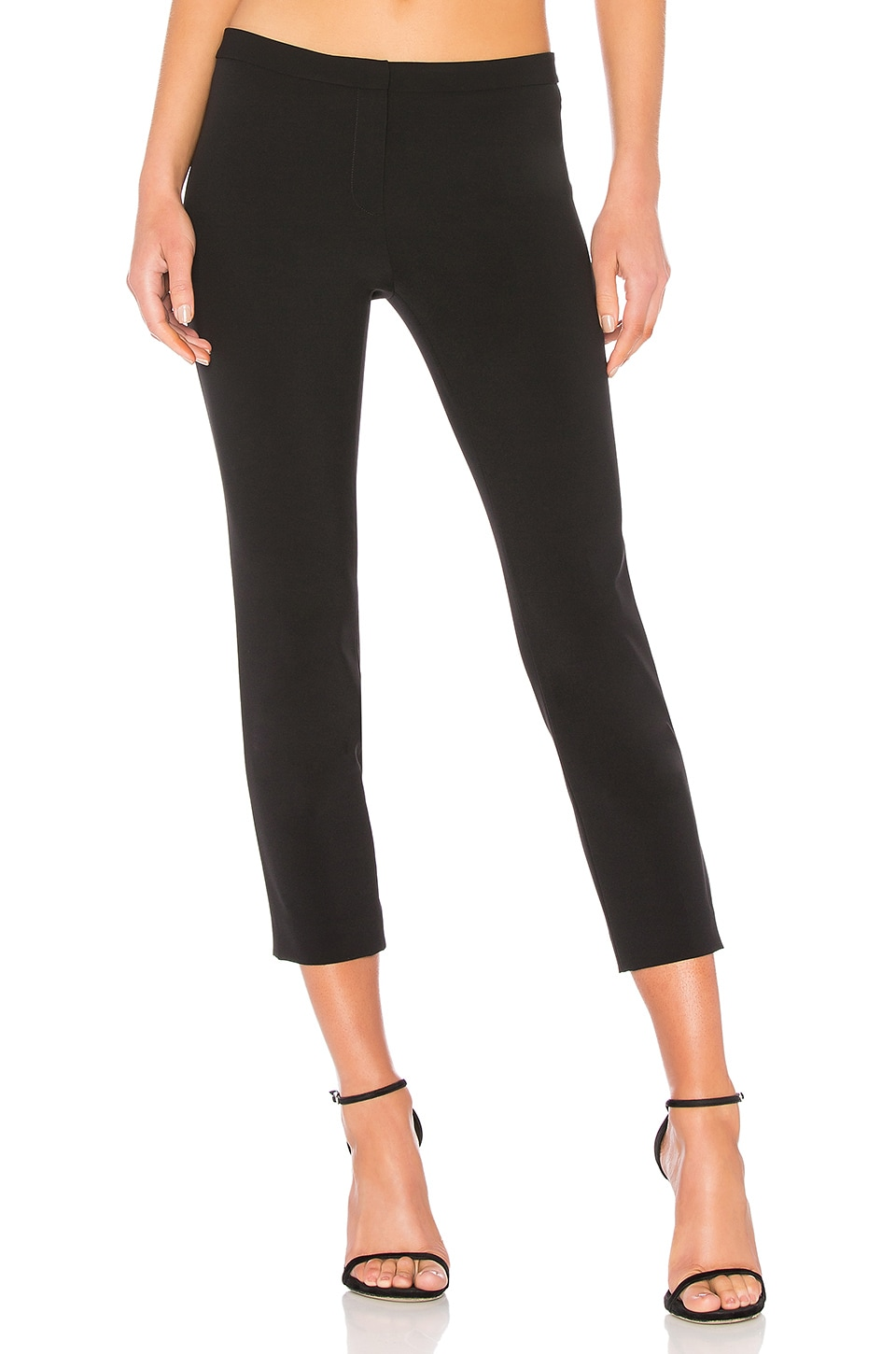 Theory Classic Skinny Pant in Black