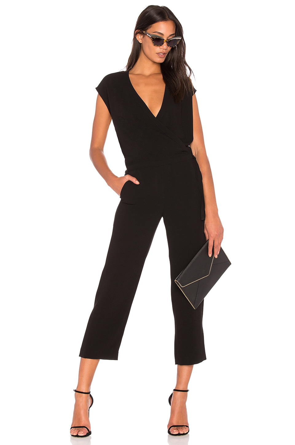 Lyoral Jumpsuit by Theory