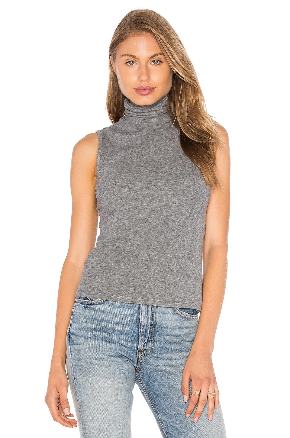 Wendel Turtleneck Tank by Theory