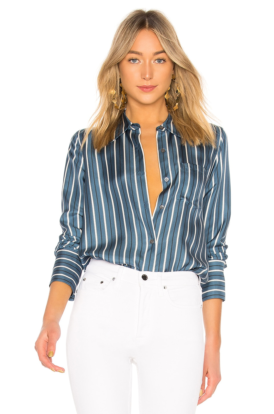 SLIM COLLAR BUTTON DOWN
