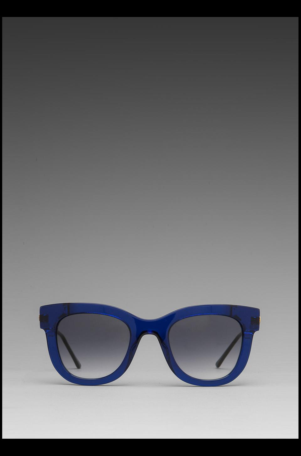 Thierry Lasry Sexxxy Sunglasses in Midnight