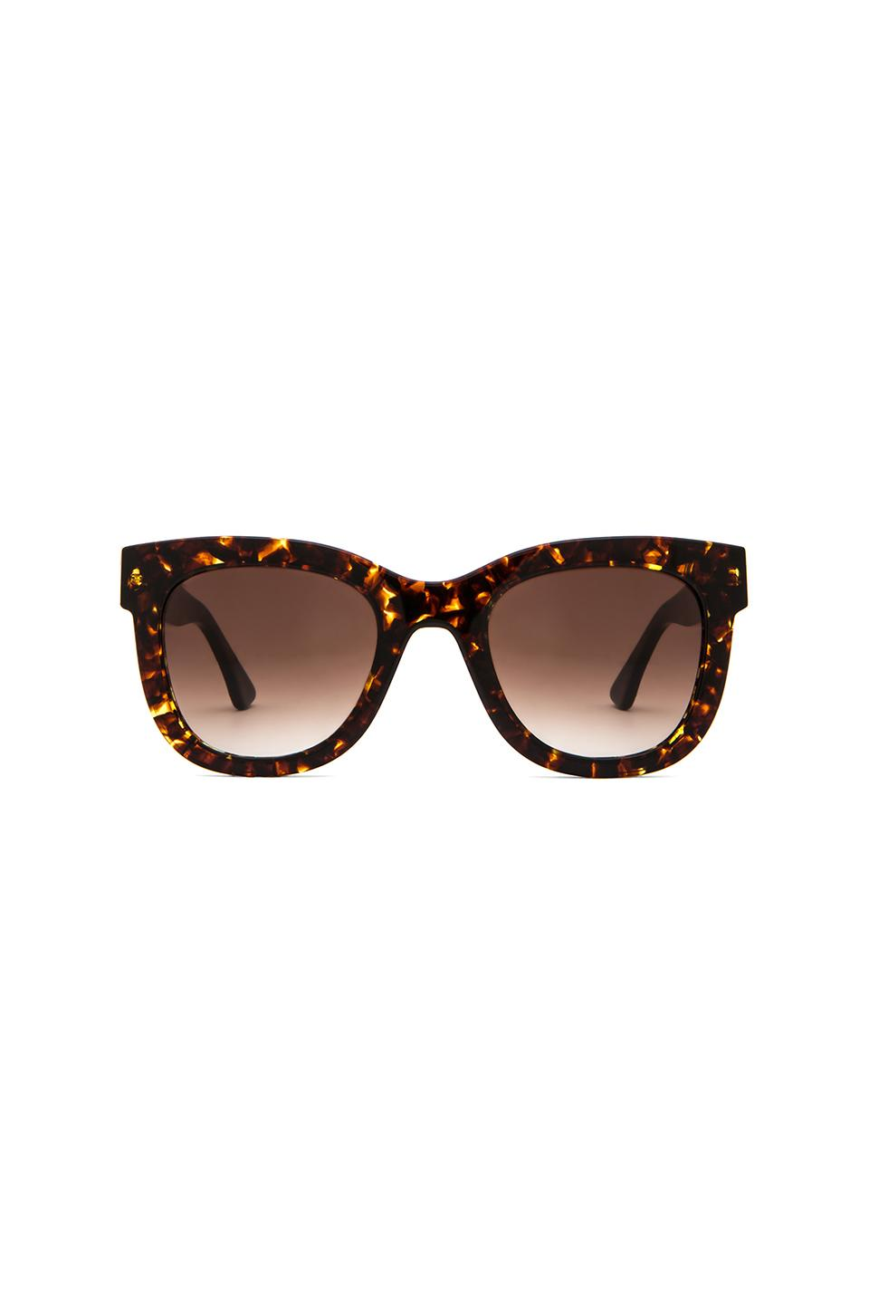 Thierry Lasry Obsessy Sunglasses in Tortoise
