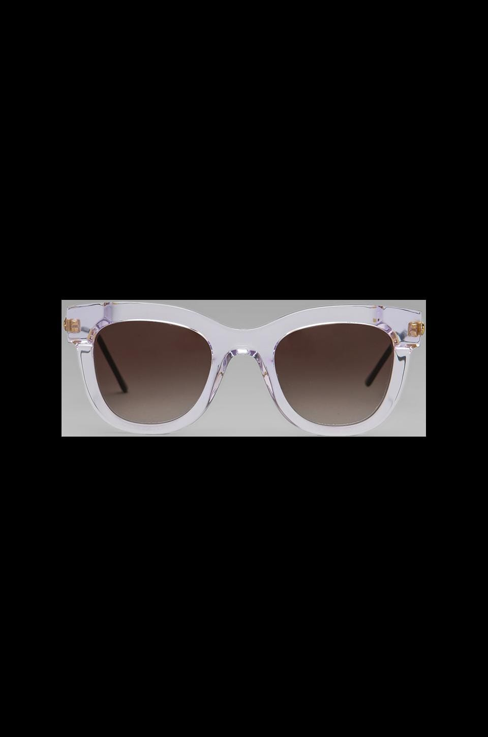 Thierry Lasry Sexxxy Sunglasses in Clear