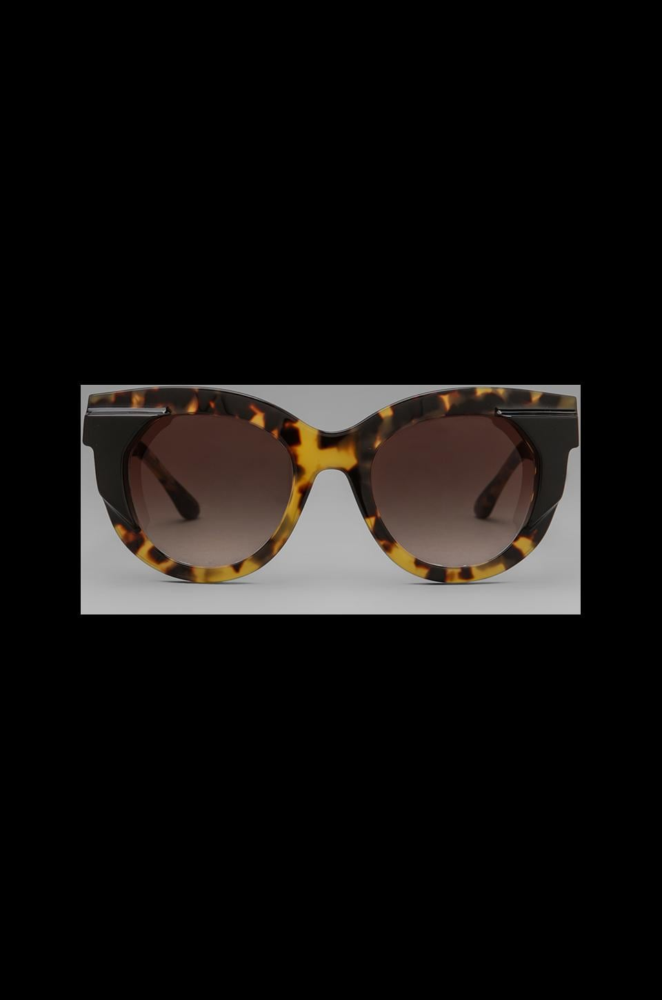 Thierry Lasry Slutty Sunglasses in Future Tort