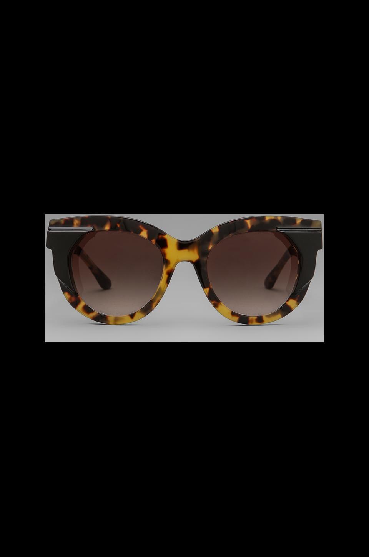 Thierry Lasry Slutty Sunglasses in Future Tort
