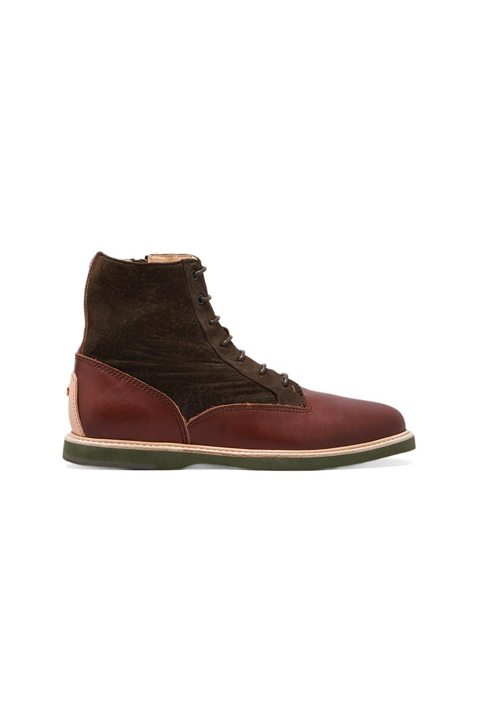 Thorocraft Hutchinson in Dark Brown