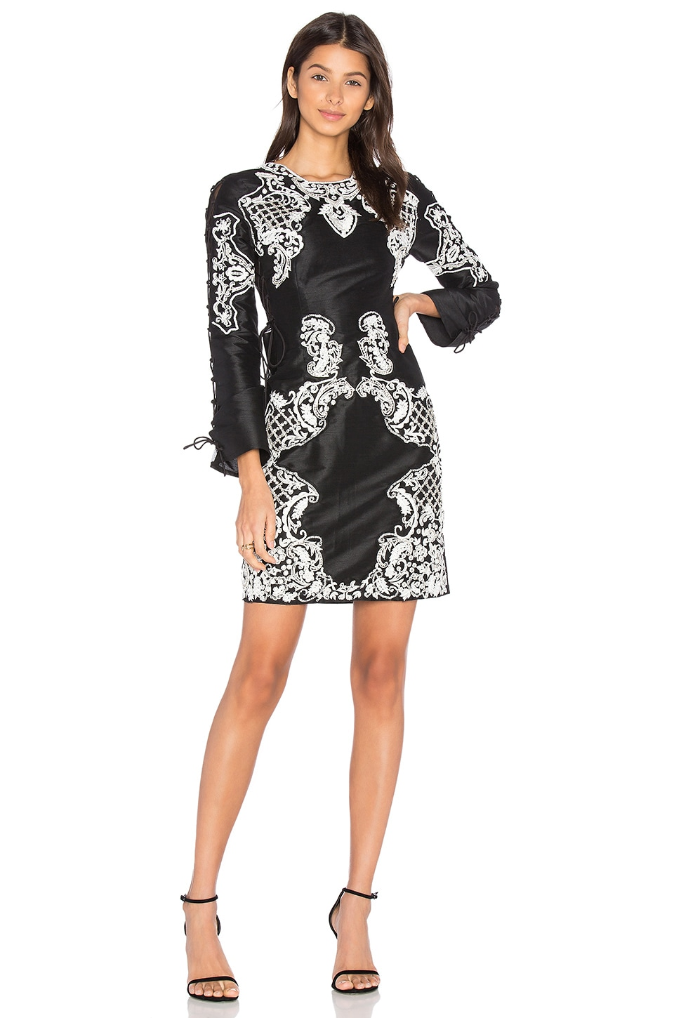 Mirage Dress by THURLEY womens clothes online
