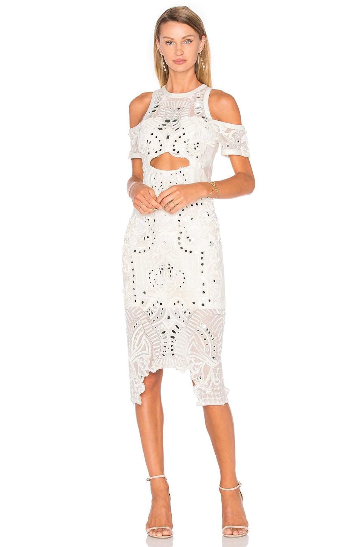 Wild Heart Midi Dress by THURLEY