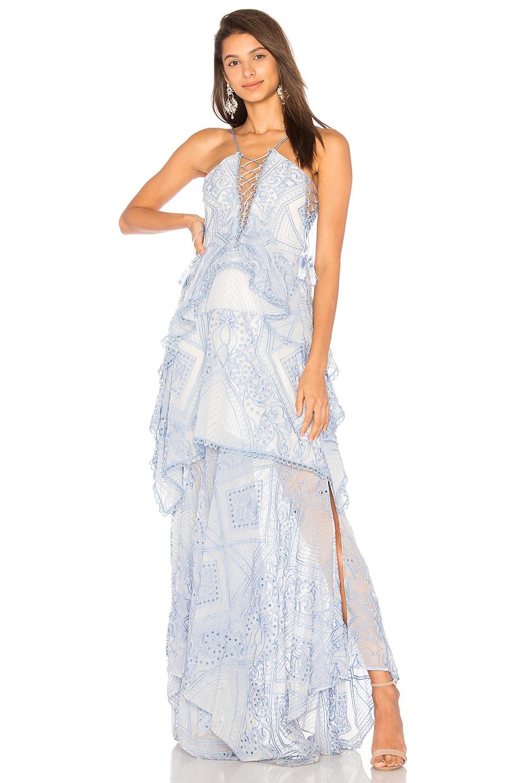 Positano Princess Maxi Dress