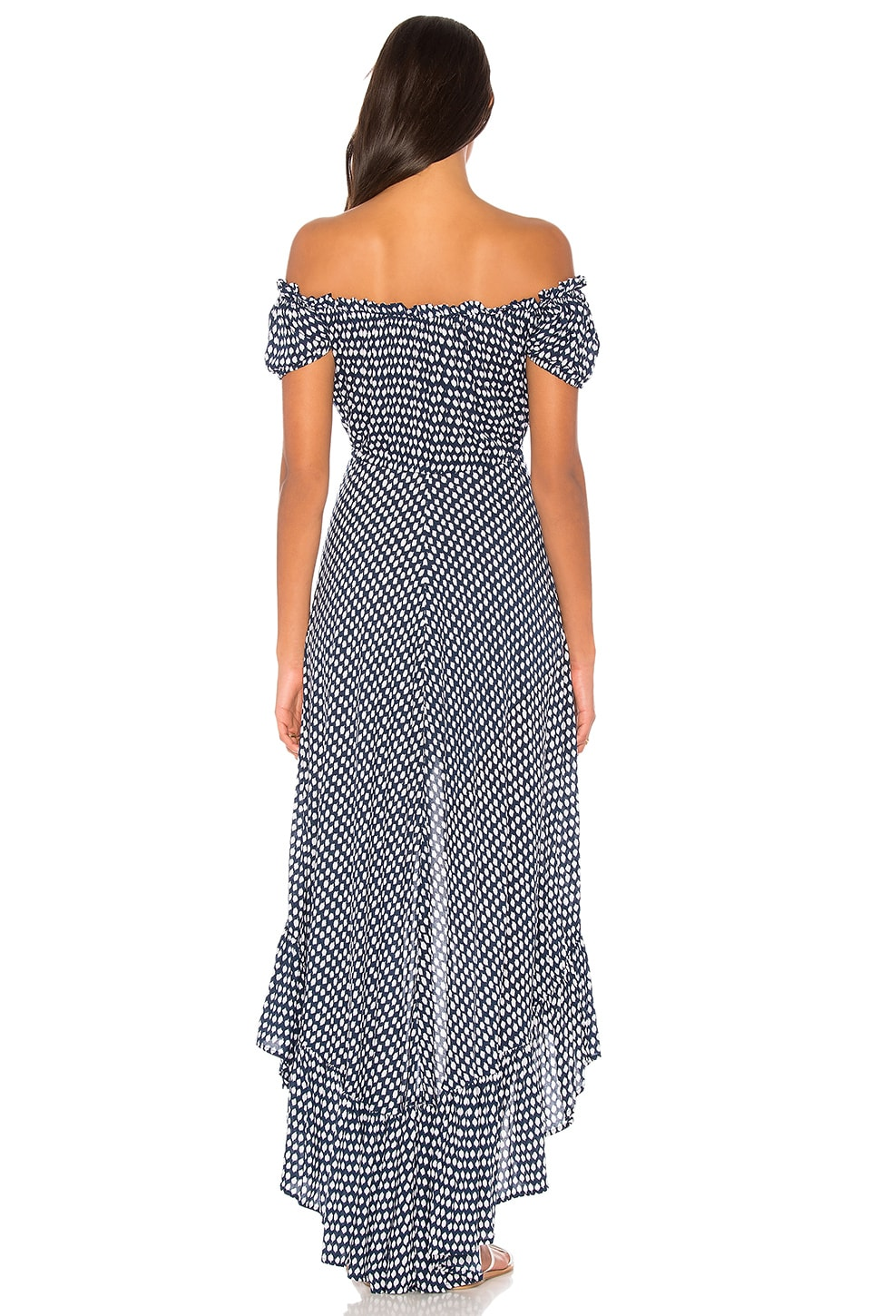 Riviera Maxi Dress, view 3, click to view large image.