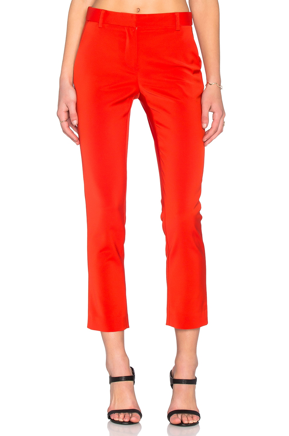 Cropped Beatle Pant
