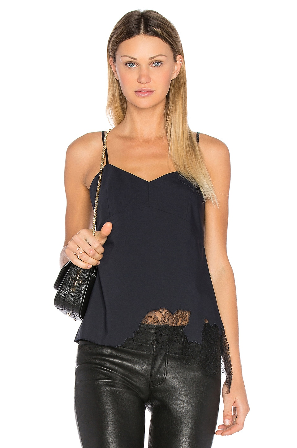 Lou Lou Applique Cami by Tibi
