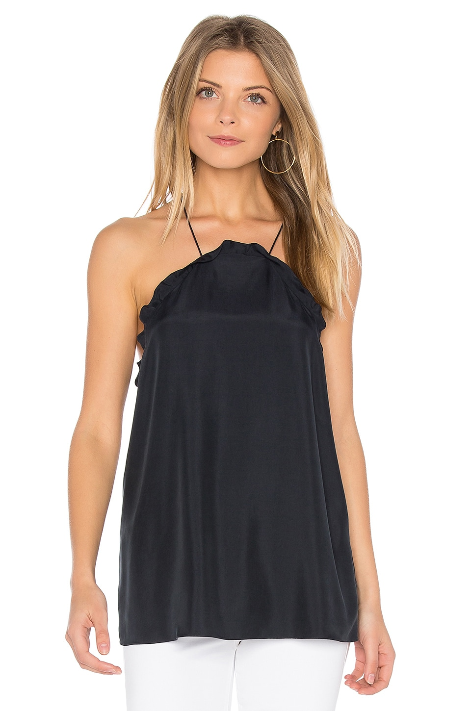 Gemma Halter Top by Tibi