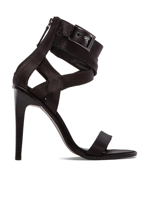 Tibi Vanya Heel in Black