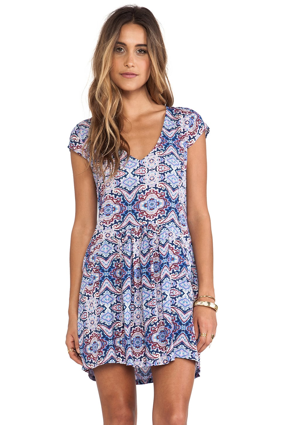 Tigerlily Vienne Dress in Paisley