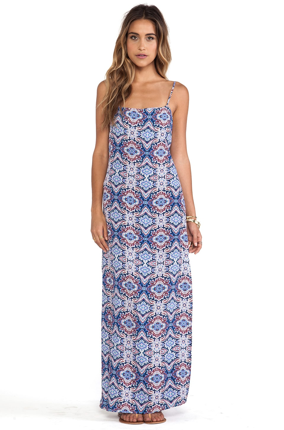 Tigerlily Vienne Slip Dress in Paisley