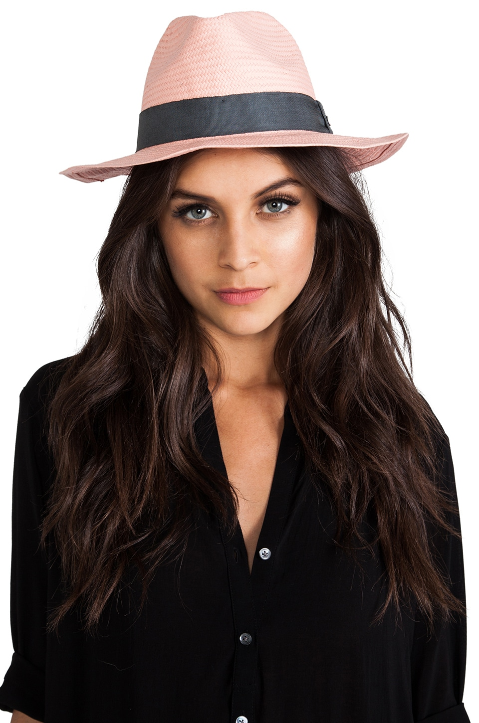 Tigerlily Sushanti Hat in Pale Guava