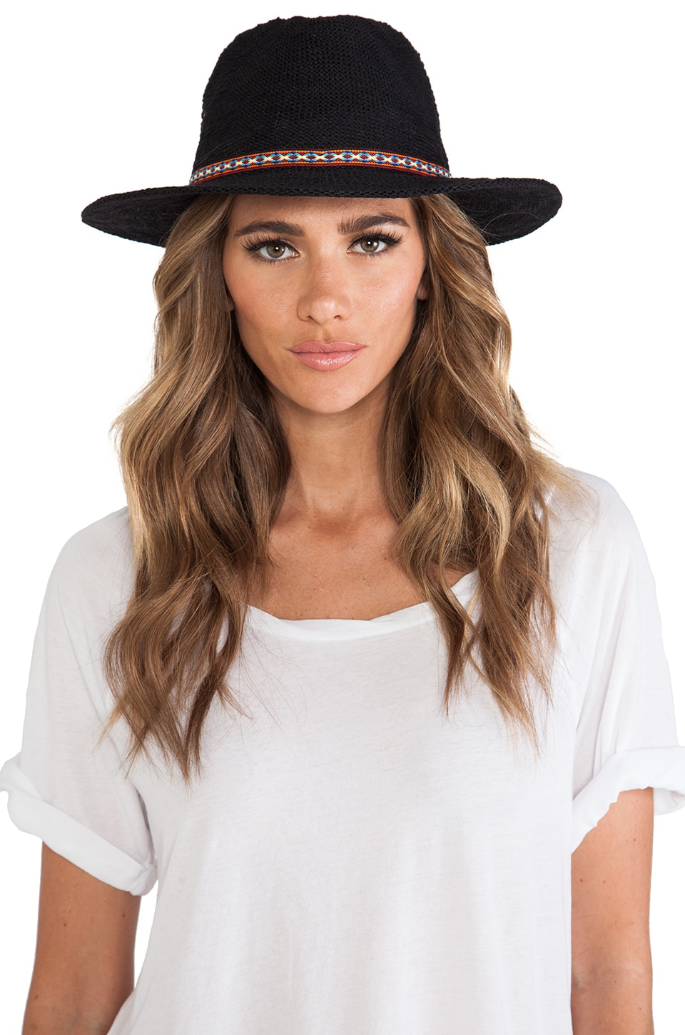Tigerlily Gironde Hat in Black