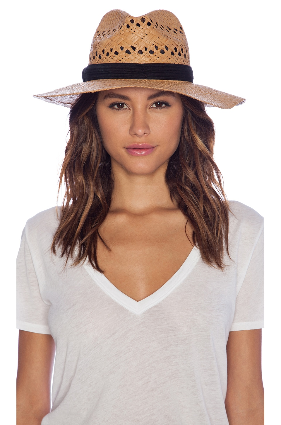 Tigerlily Philo Hat in Natural