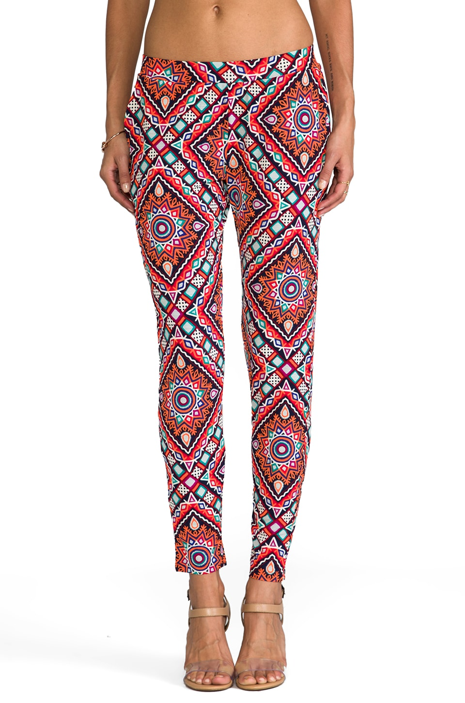 Tigerlily Rabari Pant in Ultraviolet