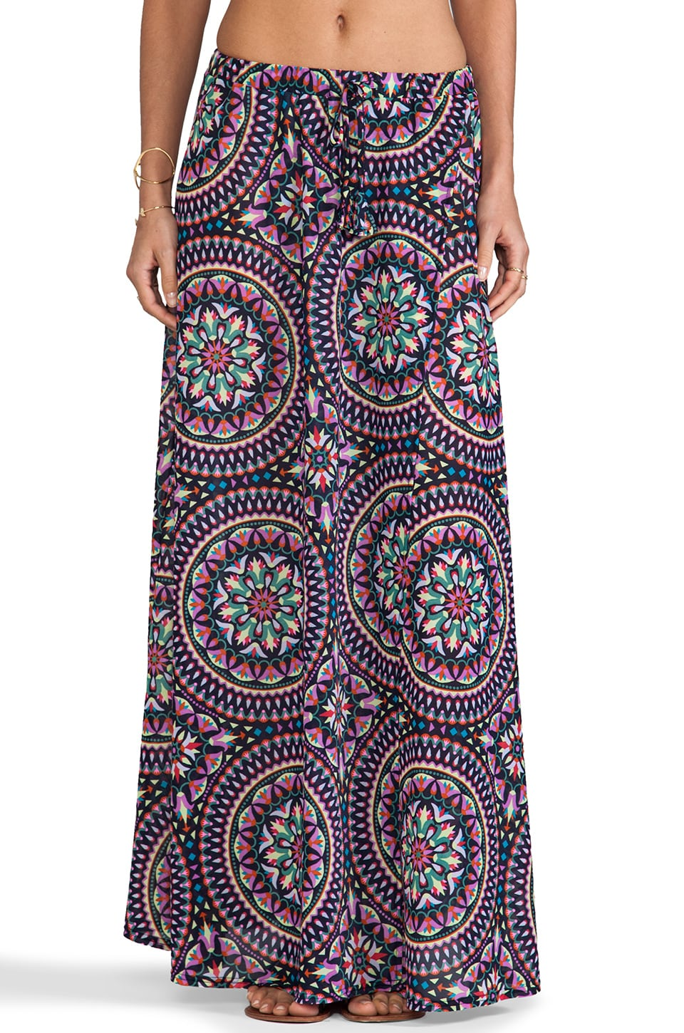 Tigerlily Cairo Skirt in Indigo