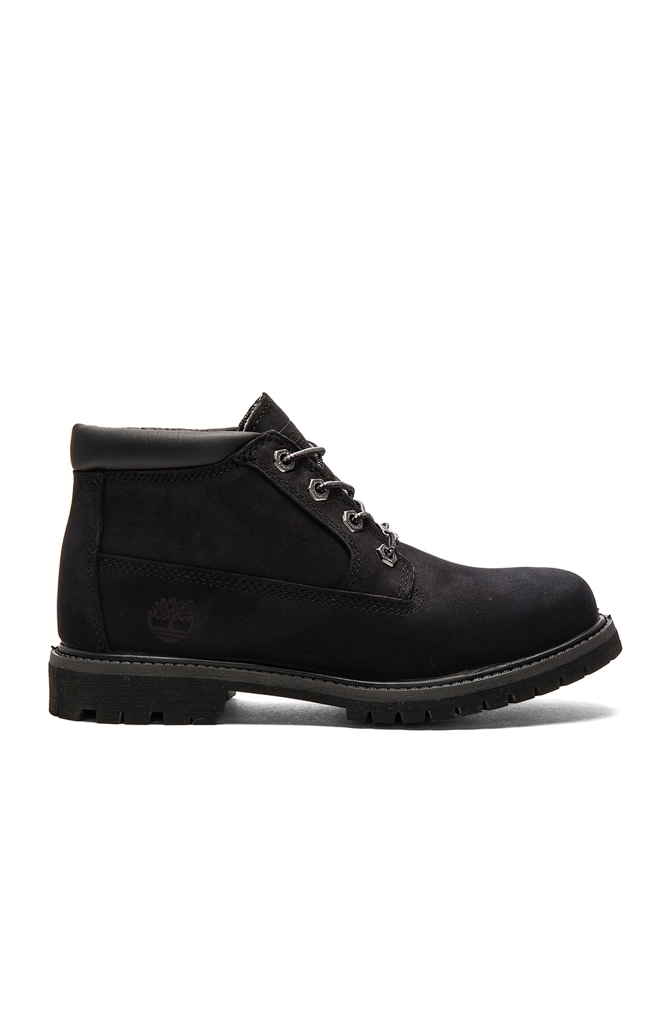 Timberland Nellie Boot in Black Nubuck