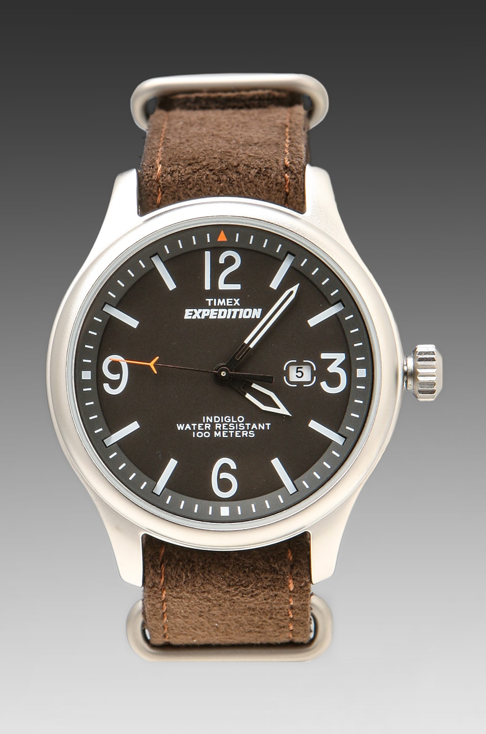 Timex Expedition Military in Black/Brown