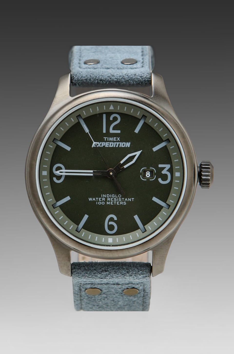 Timex Expedition Military in Black/Slate