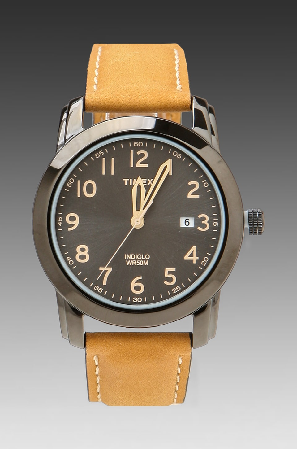 Timex in Black/Tan