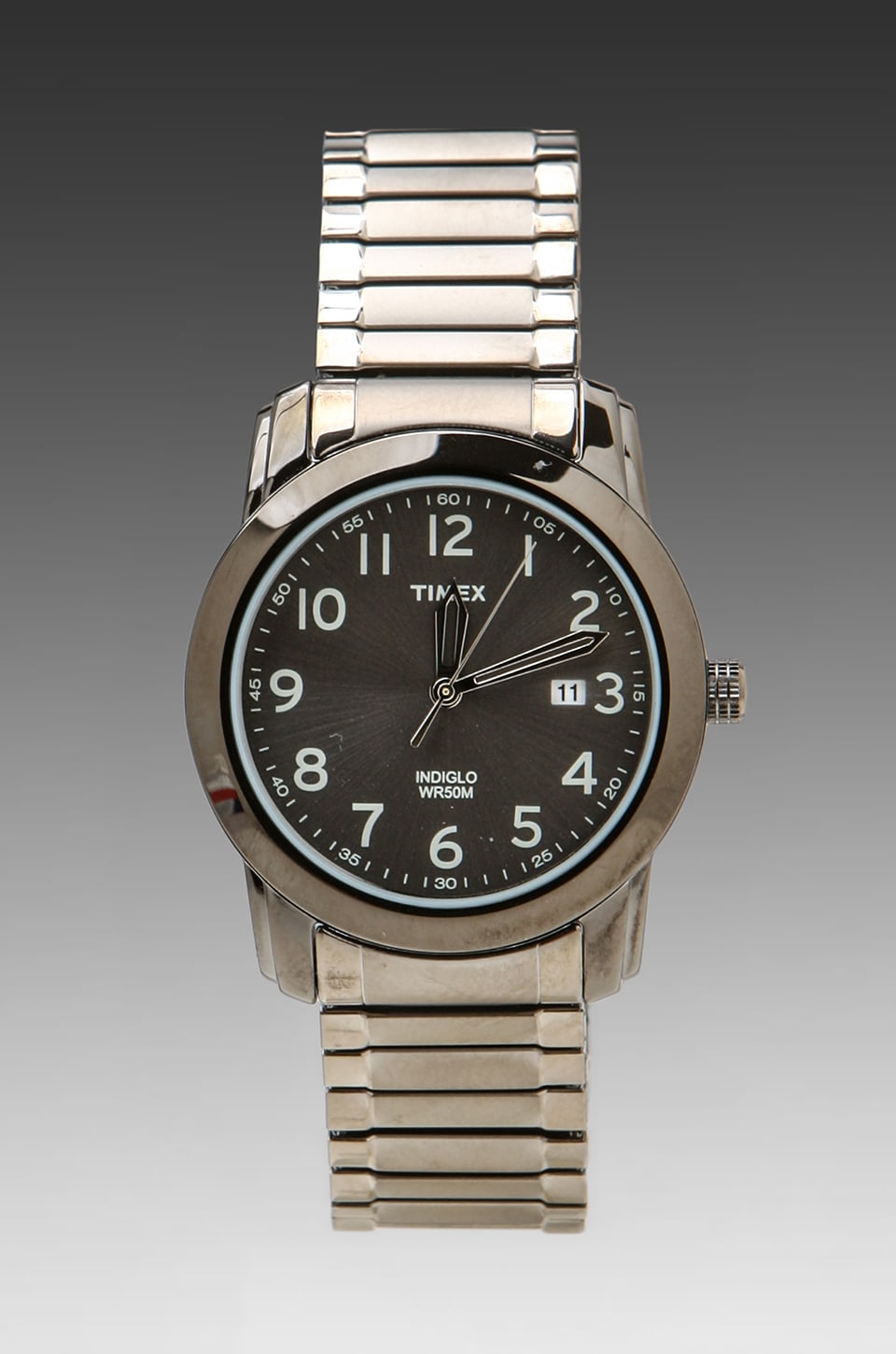 Timex in Gray/Charcoal