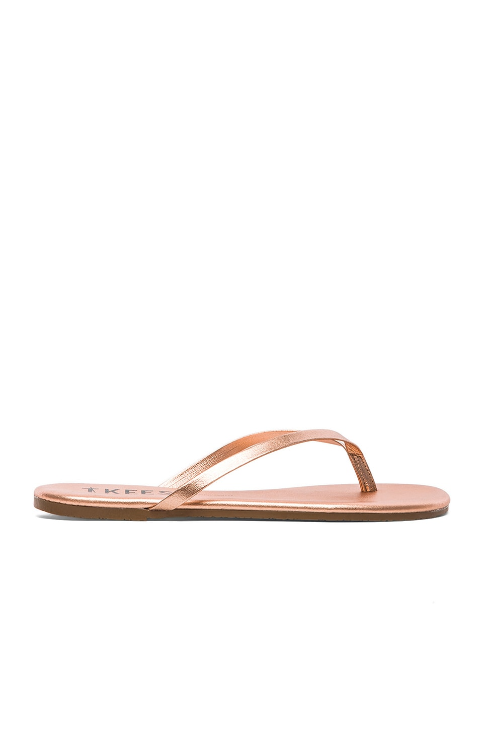 TKEES Sandal in Beach Pearl