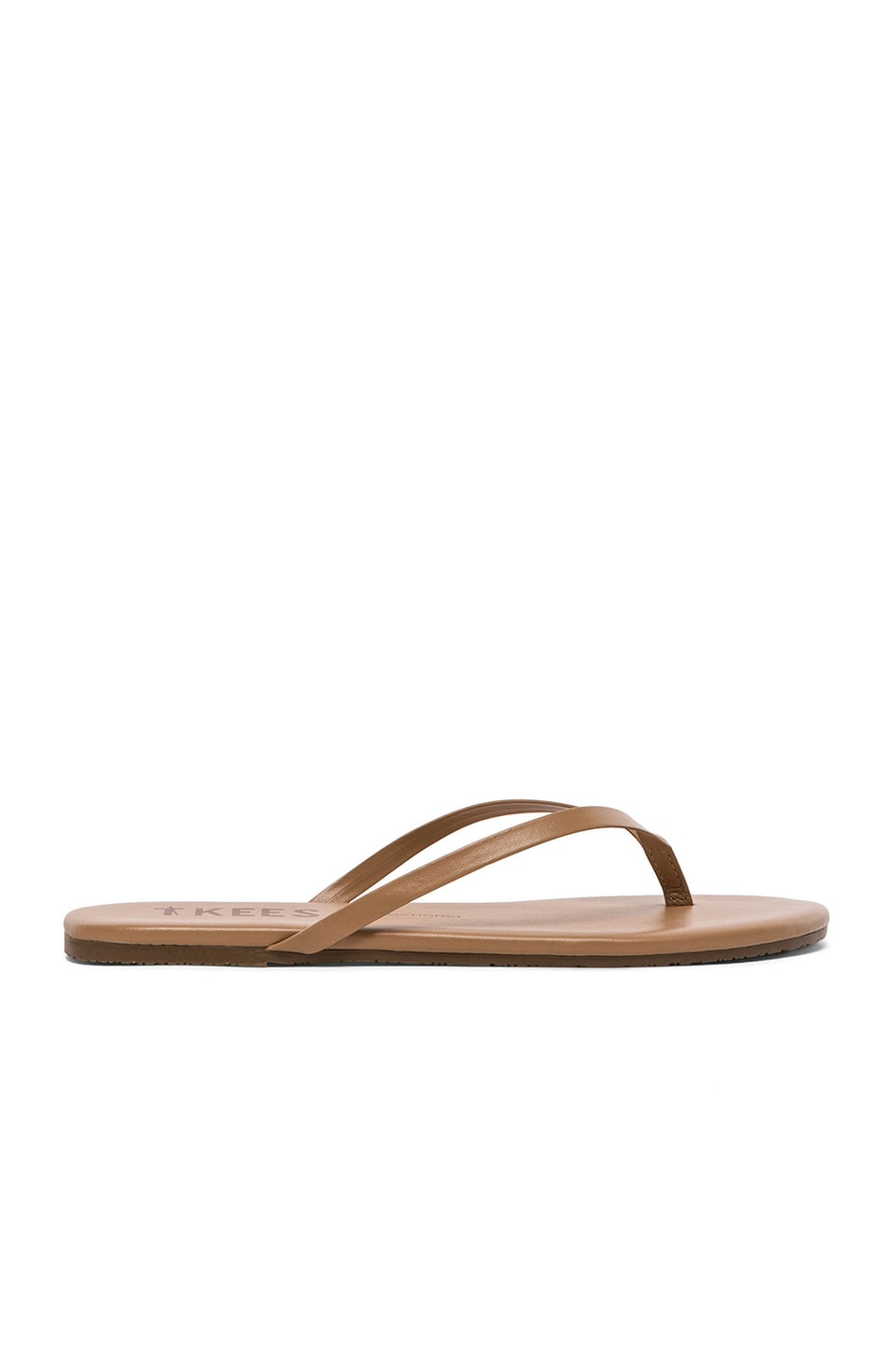 TKEES Sandal in Cocobutter