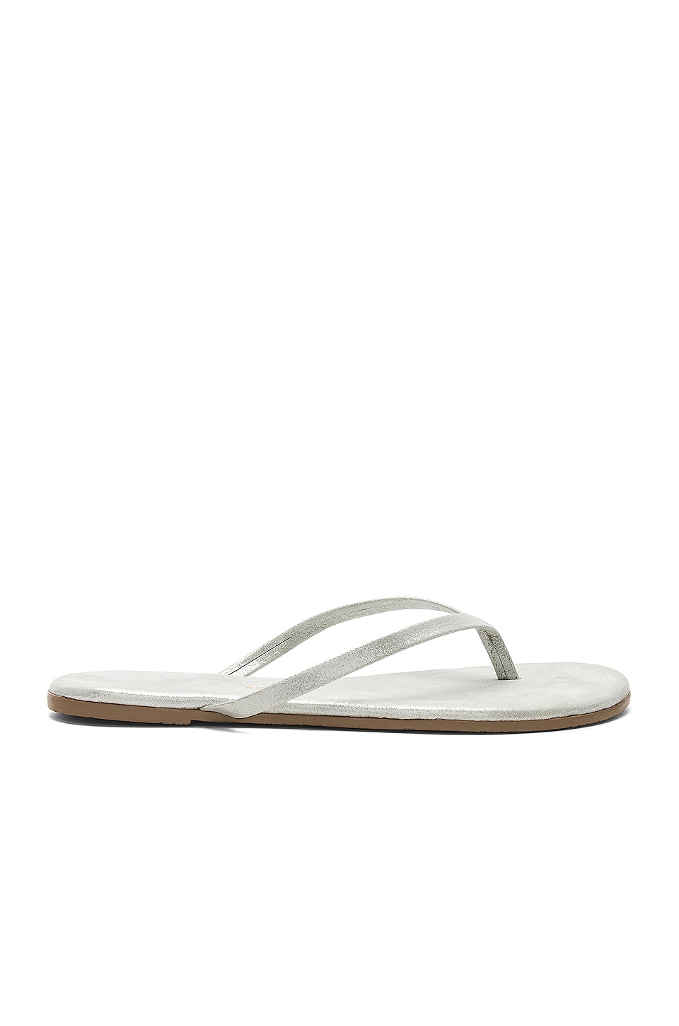 TKEES Sandal in Gleam