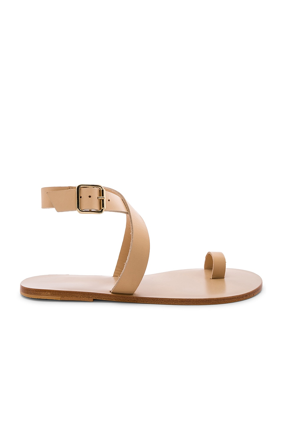TKEES Nicole Sandal in Natural