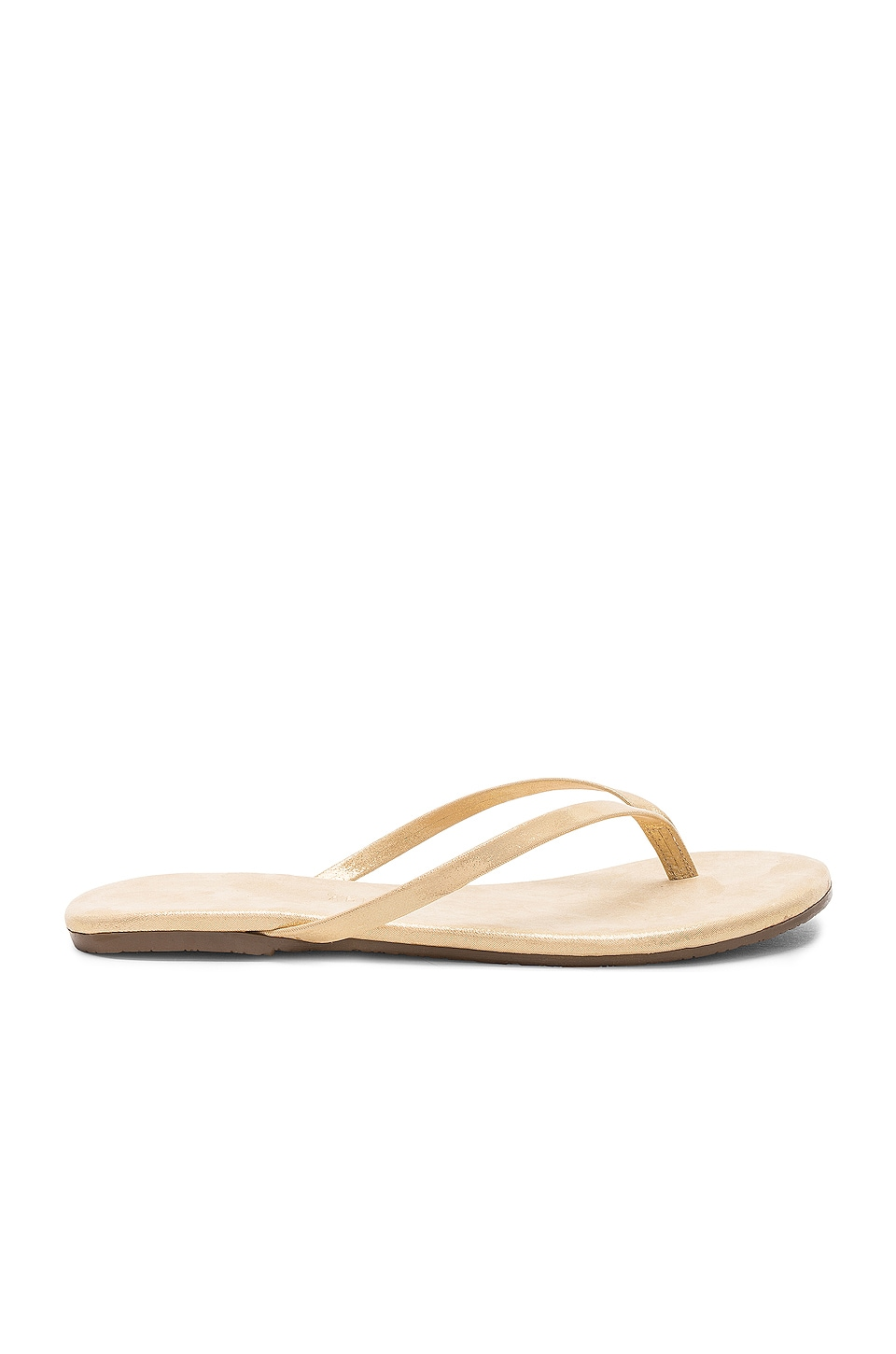 TKEES Sandal in Sandbeam